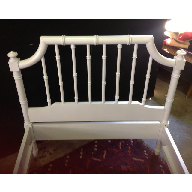 Faux Bamboo Daybed by Thomasville - Image 7 of 8