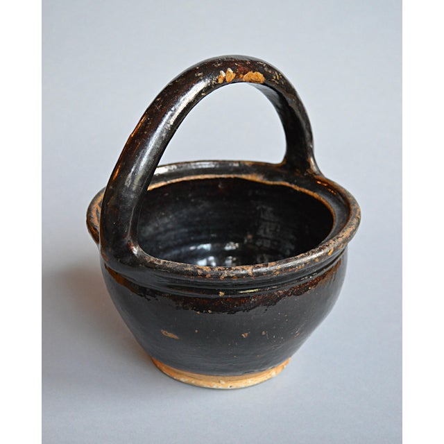 Terracotta Pot Basket Form - Image 3 of 6