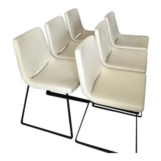 B & B Italia Metropolitan Dining Chairs - Set of 6