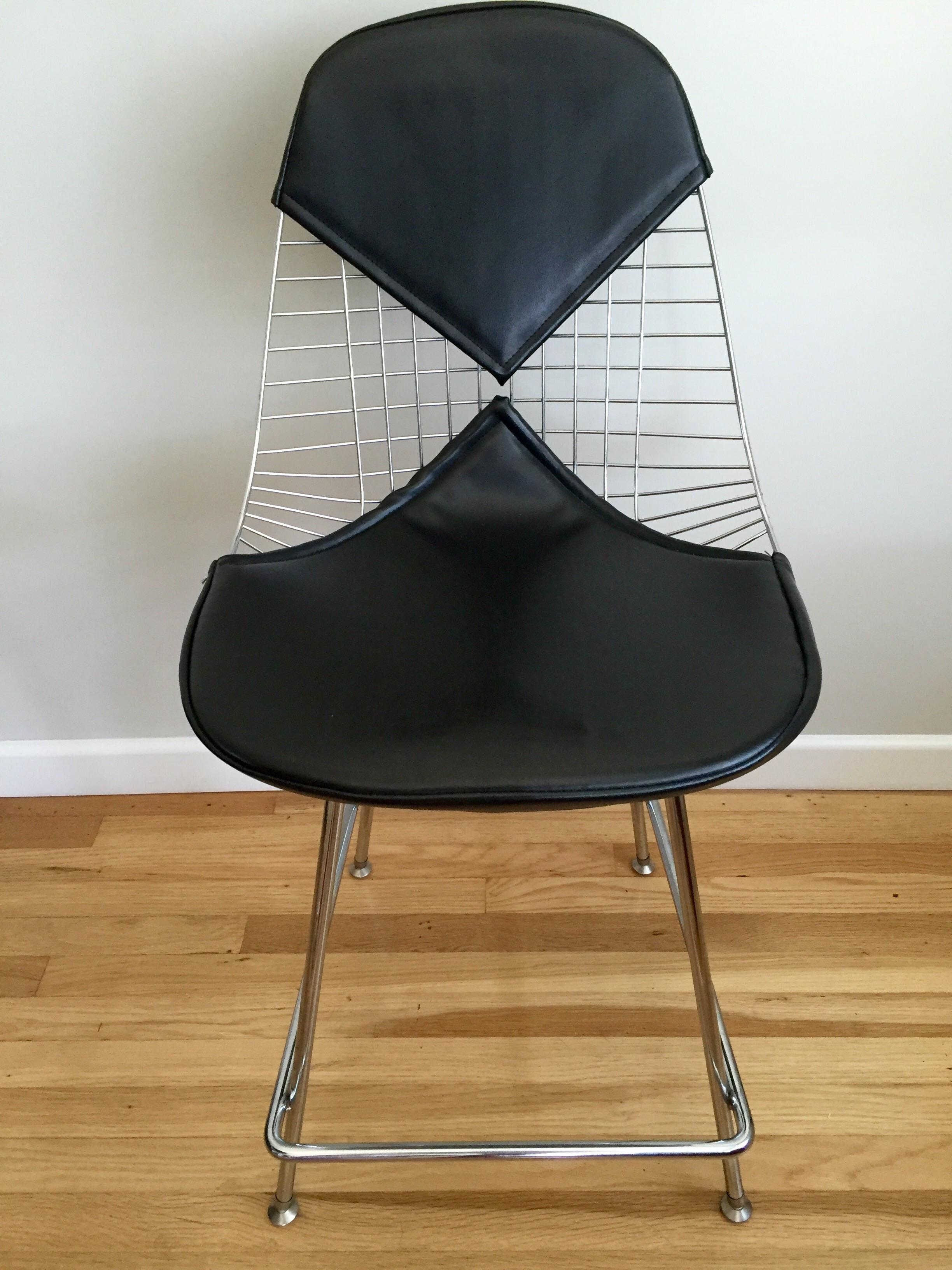 Modernica H Base Wire Mesh Counter Stool Chairish