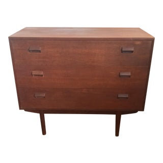 Desk - Mid-Century Modern Secretary Desk