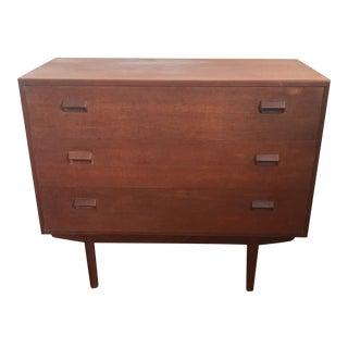 Mid-Century Modern Secretary Desk