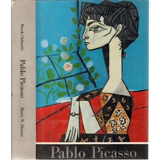 """Pablo Picasso"" Hardcover Book by Wilhelm Boeck, Et Al"