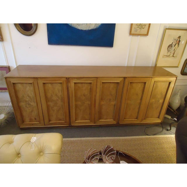 Milo Baughman for Directional Mid-Century Credenza - Image 2 of 7