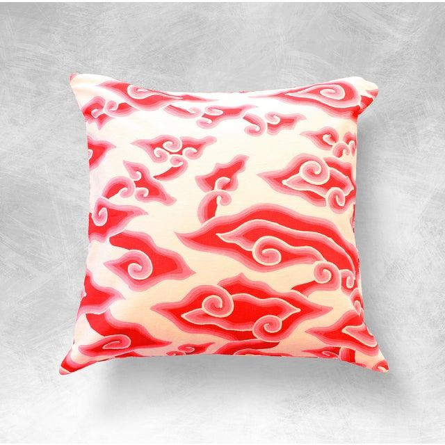 Mega Mendung Handmade Batik Pillow Case - Image 3 of 5