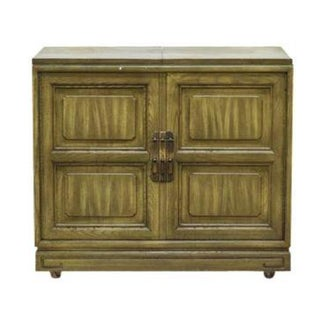 Worth Bar Cabinet on Casters