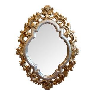 Francisco Hurtado Gold & Silver Mirror