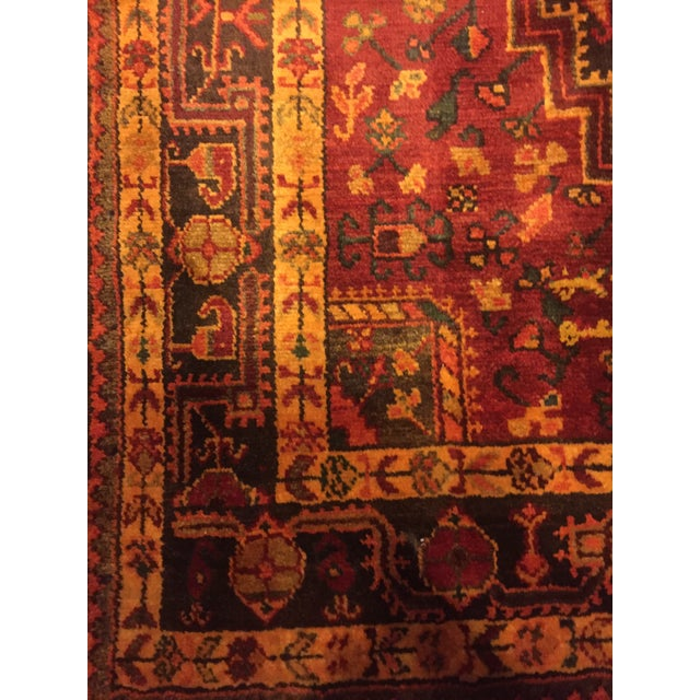 Hand Knotted Persian Rug - 4′8″ × 8′ - Image 4 of 7