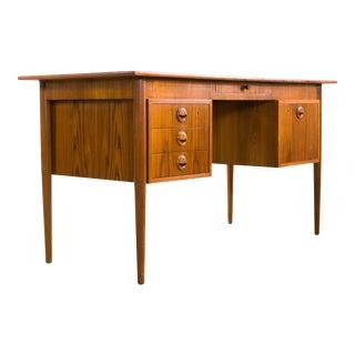 Svenstrup Ap Mobler Danish Modern Teak Desk
