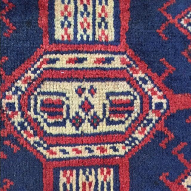 Turkaman Persian Rug - 2′ × 2′9″ - Image 6 of 8