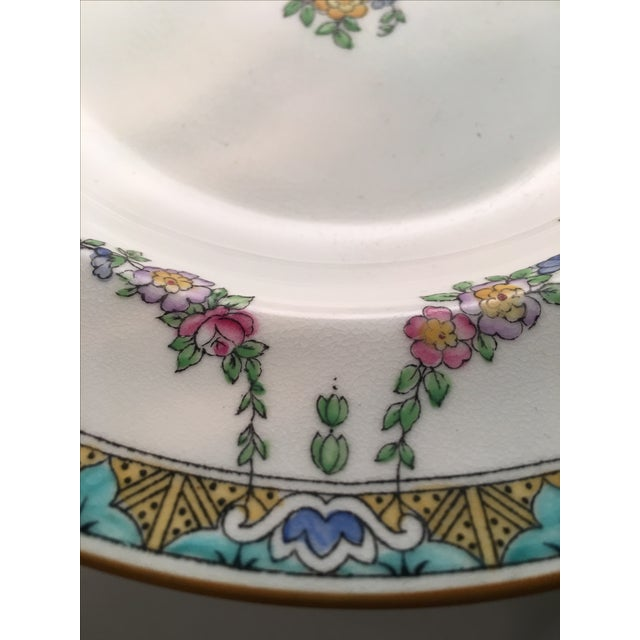 Antique Minton B935 Soup Bowls - 10 - Image 7 of 9