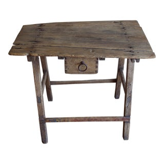 Rustic Southwestern Sabino Table
