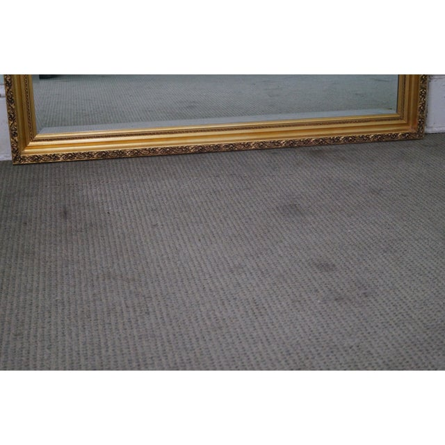 Gilt Frame Beveled Mirror - Image 9 of 10