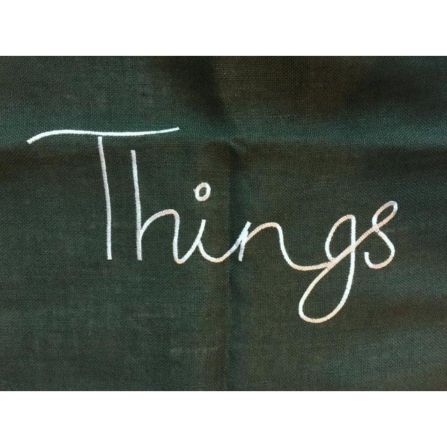 Custom Laundry /Storage Drawstring Bag - Image 2 of 5