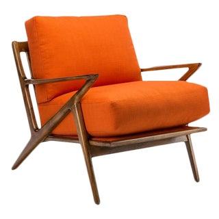 Mid-Century Style Zeke Chair