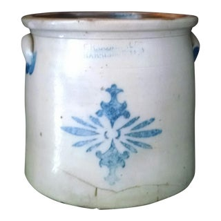 19th C. FH Cowden Crock