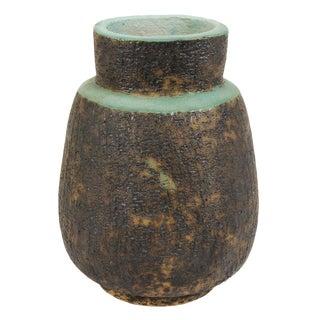 1960s Mid-Century Modern Pieter Groeneveldt Ceramic Vase