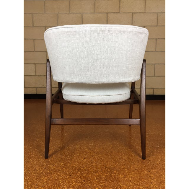Mid-Century Modern Gio Ponti for Singer & Son Lounge Chair - Image 4 of 11