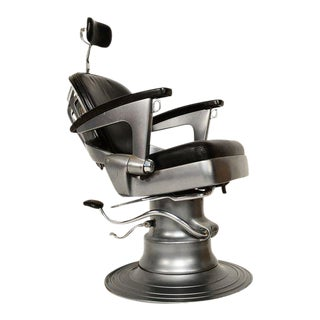 Ritter Art Deco Machine Age Barber Chair
