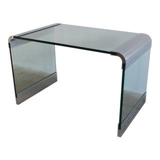 Pace Glass Desk