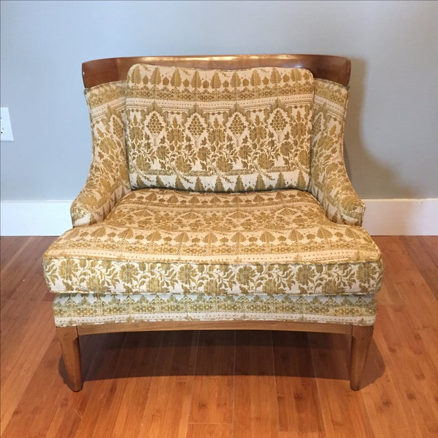 Mid-Century Tomlinson Sophisticate Lounge Chair - Image 6 of 8