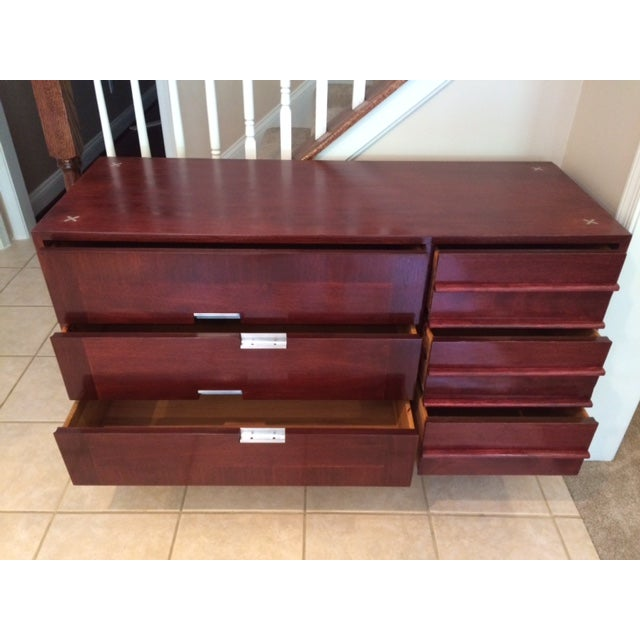 American of Martinsburg Small Credenza - Image 5 of 8
