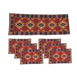 Southwestern Table Runner & Placemat Set