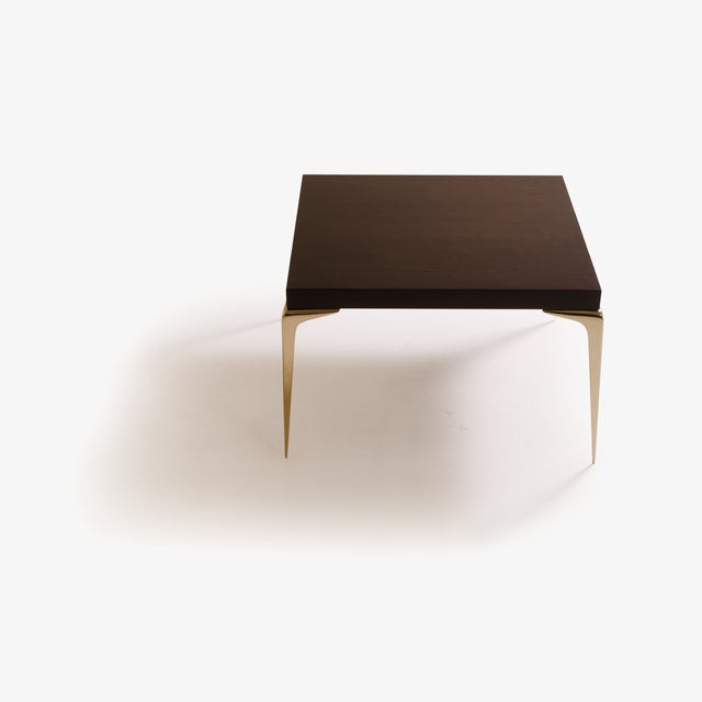 Customizable Colette Occasional Tables in Ebony by Montage, Pair - Image 7 of 7