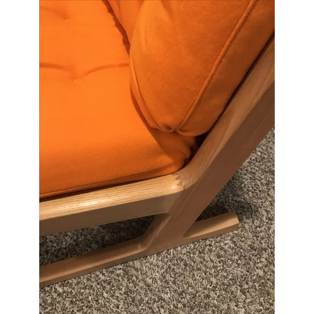 Danish Mid-Century Modern France and Son Siesta Easy Chairs - A Pair - Image 9 of 11