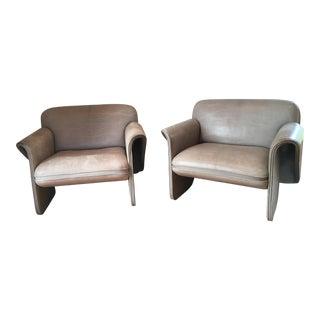 Gerd Lange forDe Sede Modern Chairs - A Pair