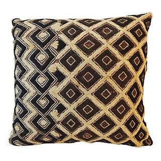 African Kuba Pillow