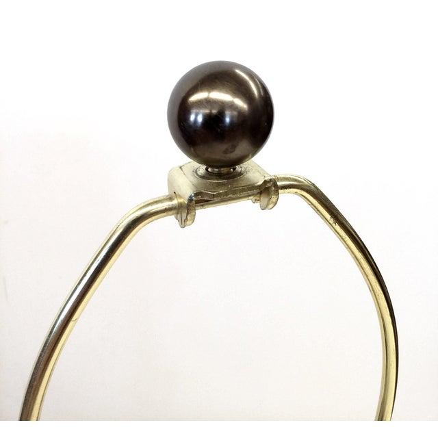 Image of Mid-Century Modern Metal Genie Lamp
