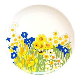 Vera Neumann for Mikasa Field Flowers Platter