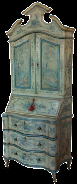 Antique Venetian Secretary