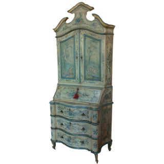 Antique Venetian Secretary