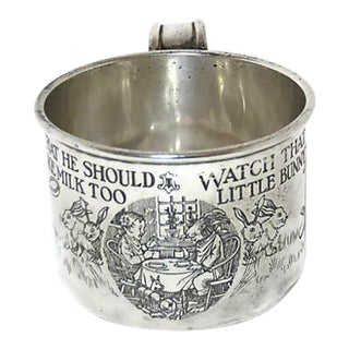 Antique Sterling Silver Youth Cup