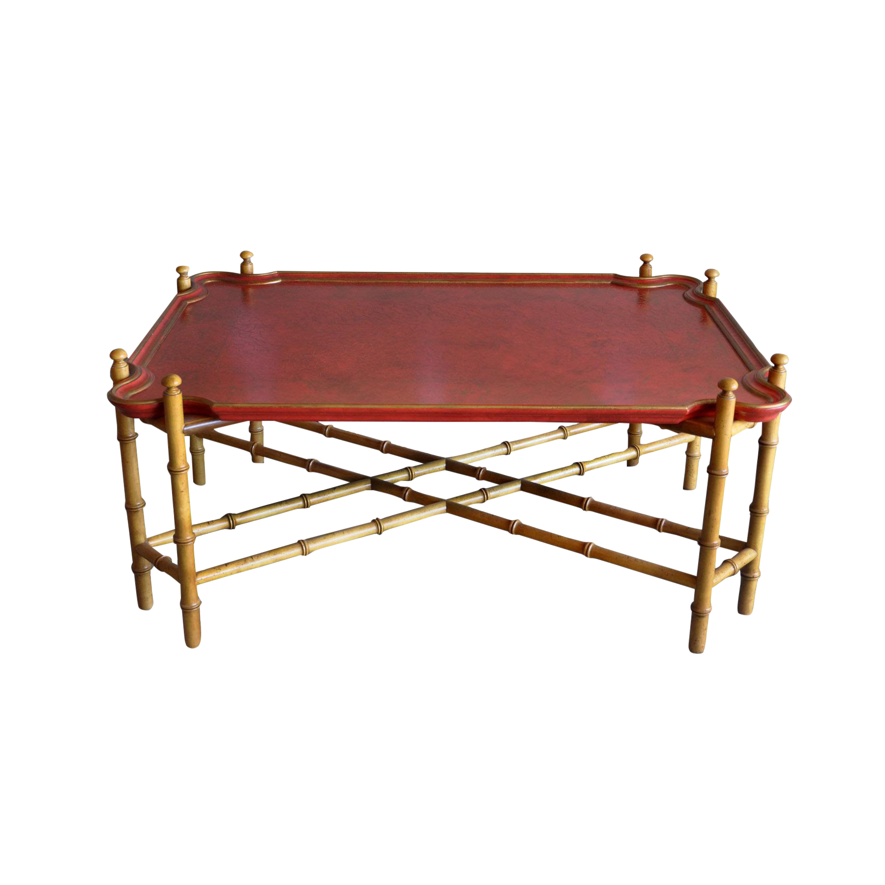 vintage & used chinoiserie coffee tables | chairish
