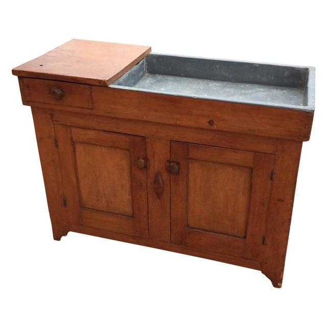 Primitive Dry Sink - Image 1 of 4