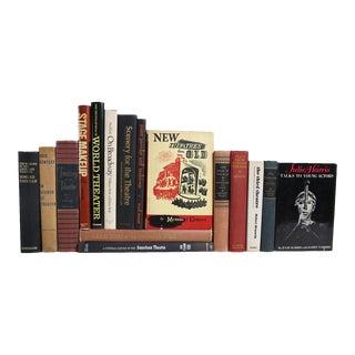 Midcentury Theater Books - Set of 16