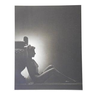 Vintage Nude Parisian Photogravure C.1941