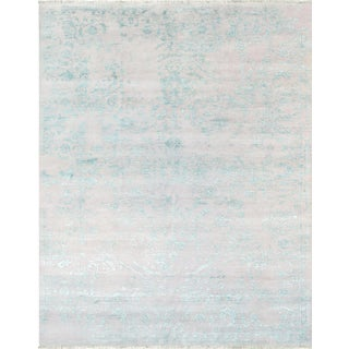 Pasargad Transitiona Lamb's Wool Rug - 8' X 10'