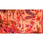 Image of Vintage Hand-Dyed Heron Coverlette
