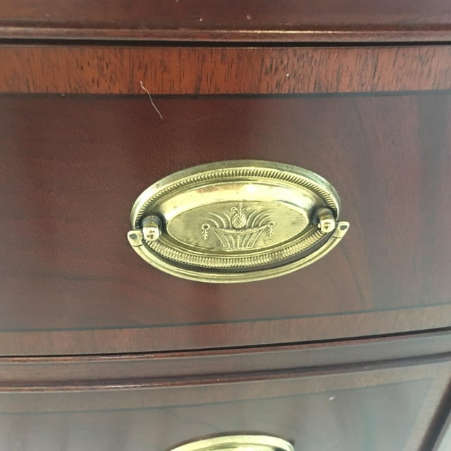 Antique Federal Style Inlaid Sideboard - Image 8 of 11