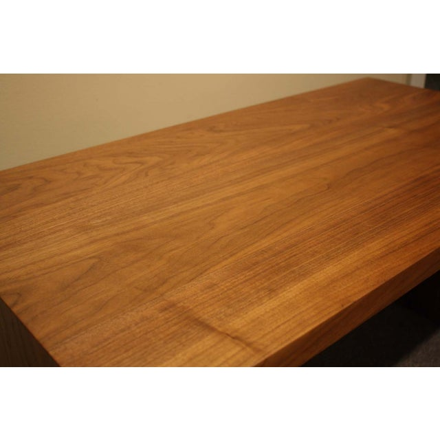 Vioski Solid Walnut Hand Crafted Coffee Table - Image 5 of 5