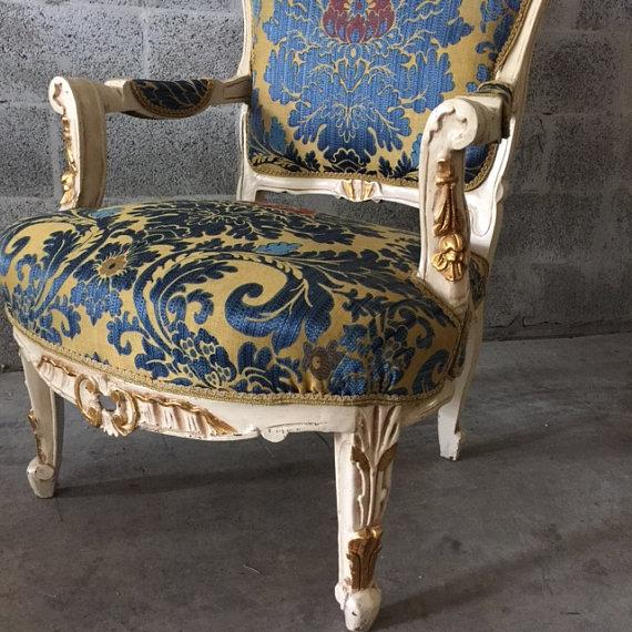 Antique French Louis XVI Style Chair - Image 3 of 5
