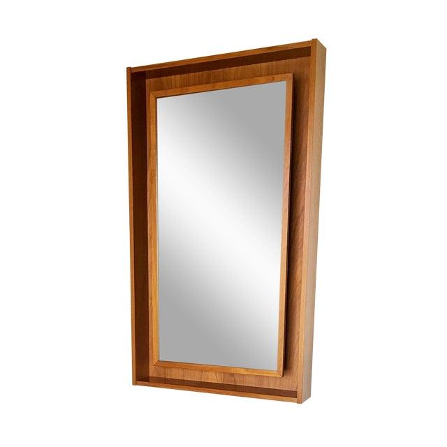 Pedersen & Hansen Danish Modern Mirror - Image 1 of 11