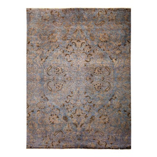 "Suzani Hand Knotted Area Rug - 6'3"" X 8'7"""