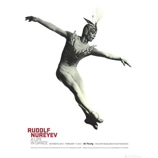 Serge Lido, A Life in Dance, 2012 Poster