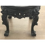 Image of Chinese Antique Marble Side Table