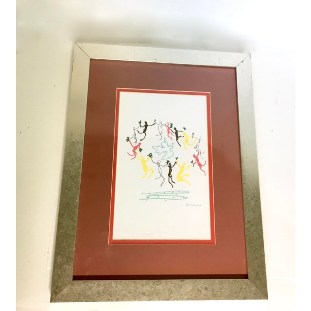 Picasso's 'Dance of Youth' Print - Image 3 of 3